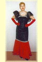 Kostümverleih Graichen Ballkleider um 1900 - Epoche in Berlin